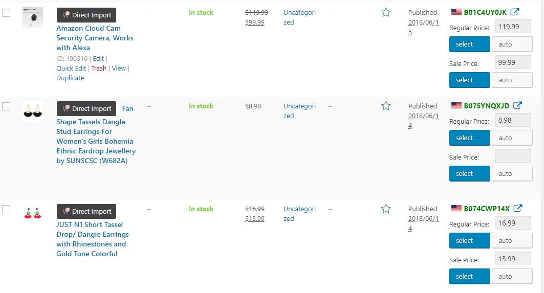 WZone Image - prices - Picture