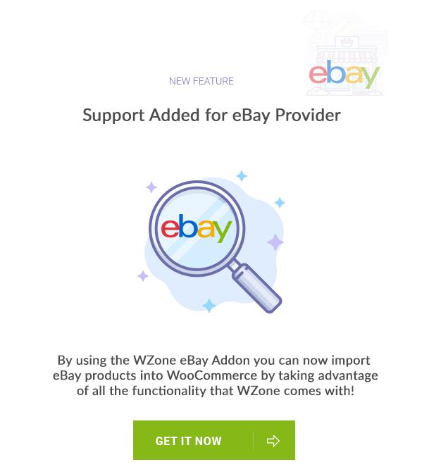 WZone eBay Provider