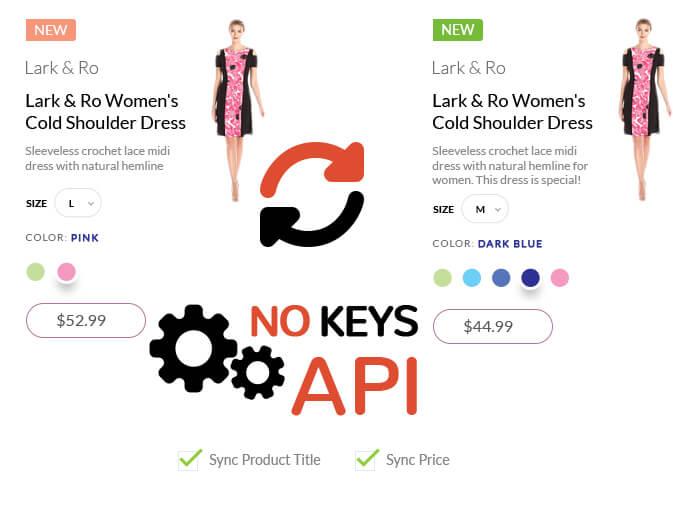 Amazon Product Synchronization without PA API Keys