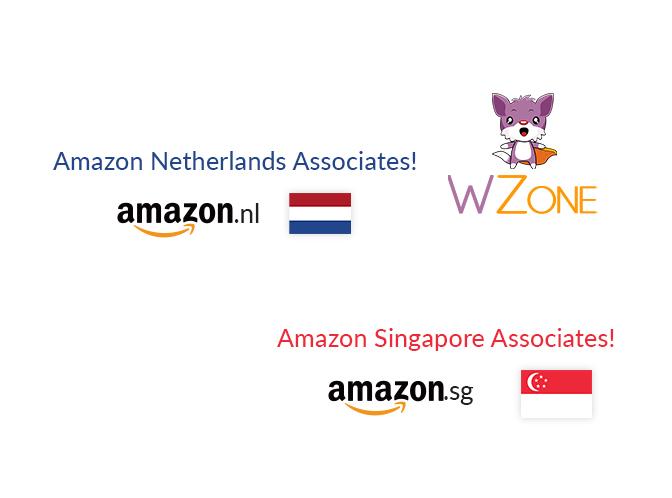 Amazon Netherlands & Singapore Associates